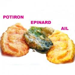 Beignet d'Epinard