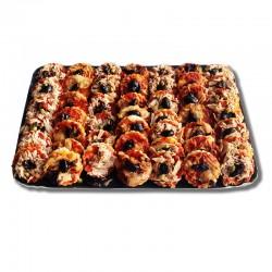 Plateau de Mini Pizzas...